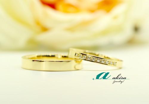 結婚10周年記念に結婚指輪のオーダーメイド習志野市から御来店