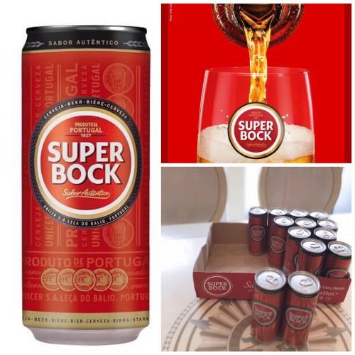 ポルトガルビール・スーパーボック・ポルトガルトレード