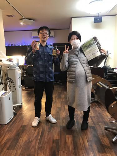 店長の近況♡~姉のお店のオープン記念~