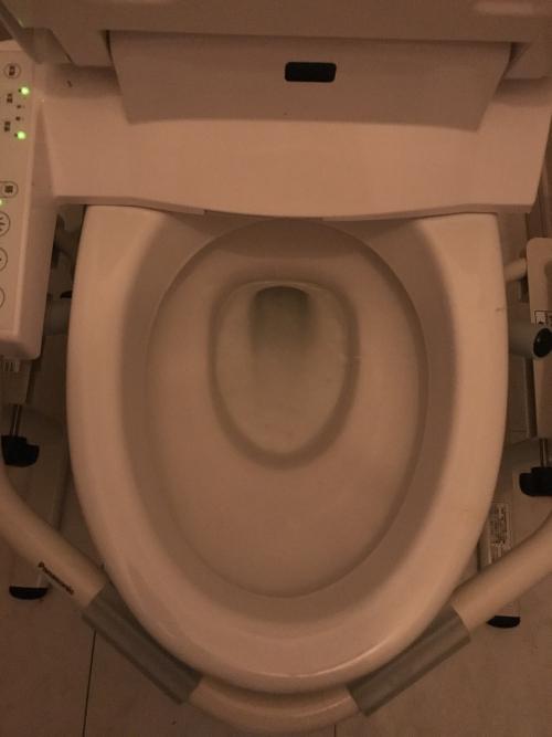 さいたま市南区にてトイレつまり除去実施。