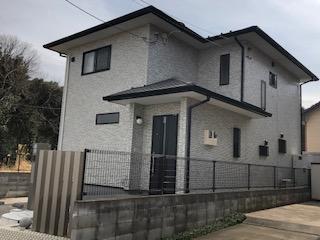 鶴ヶ島市で屋根遮熱・外壁塗装工事が完了致しました