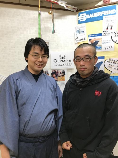 冨樫健一郎選手勝利!!