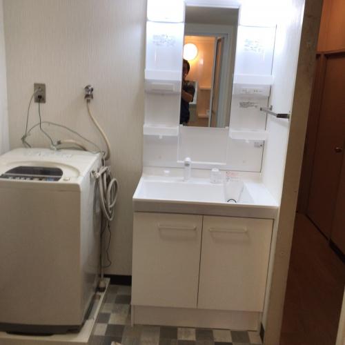 洗面所のリフォーム名古屋