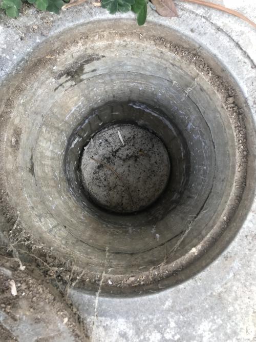 さいたま市大宮区にて排水管つまり除去実施。