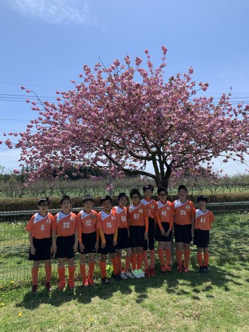 水戸市サッカークラブチーム小学生