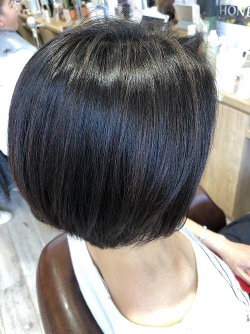おすすめヘアスタイルボブカラー調布美容室