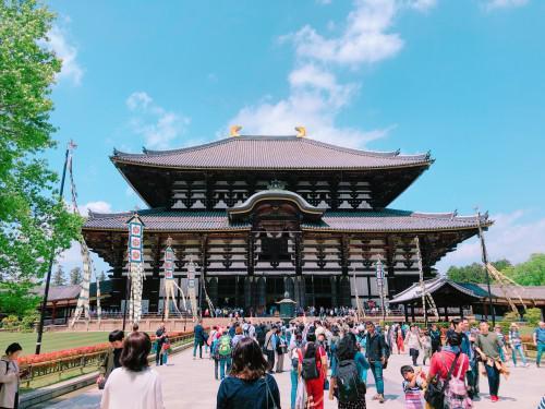 奈良旅行続き