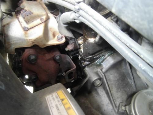 MC11ワゴンR ヘッドガスケット交換