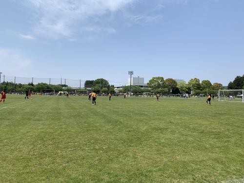 茨城県学年別少年サッカー大会低学年の部 7年連続出場!