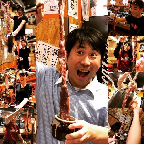 トランプ氏来日!【令和祭り】名物ハラミが1129円!