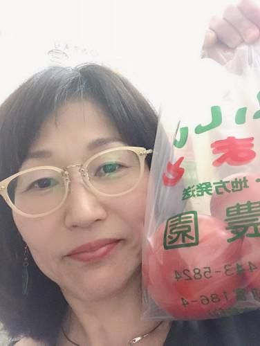 新鮮なトマト‼~母の日♡