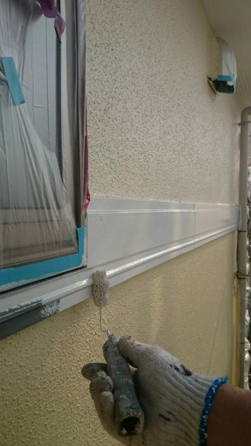 青葉区荏田西I様邸屋根・外壁塗り替え工事