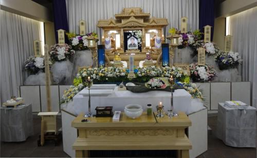思い出の里 大宮聖苑 家族葬 葬儀 きずな