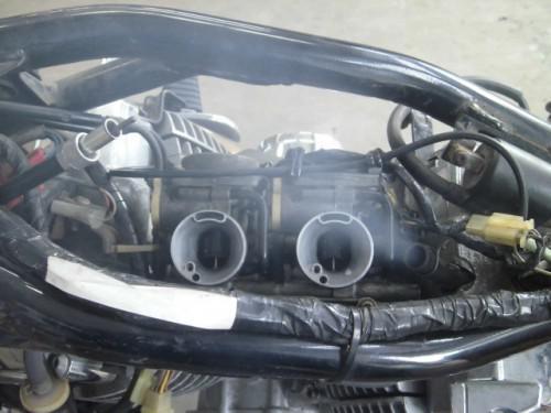 ドラッグスター400 エンジンブロー???