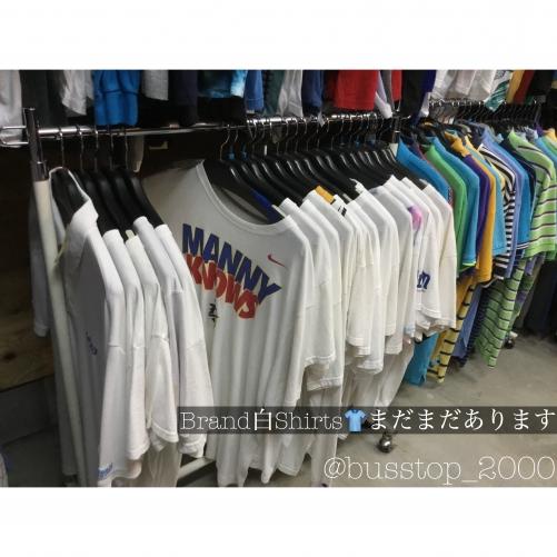 Brand白シャツまだまだあります!