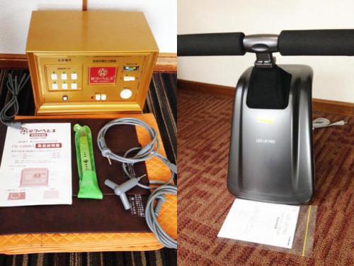 札幌市北区のお客様より家庭用電位治療器の買取りです。