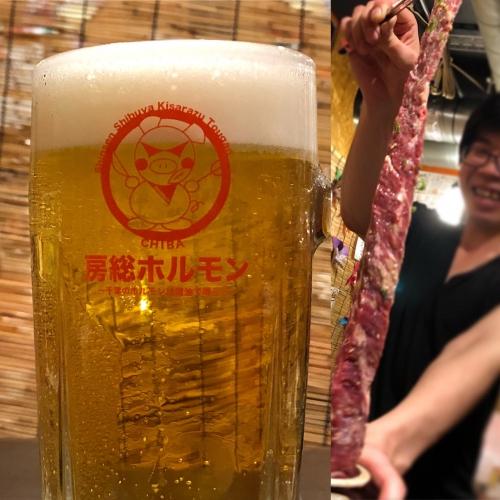 梅雨明け?暑い夏と生ビール!ヤキニクBBQで肉スタグラム