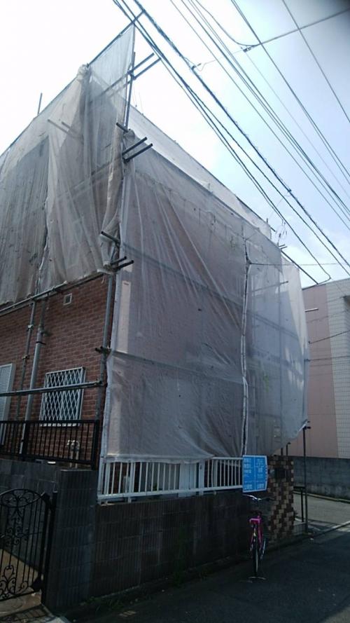 さいたま市今日から高圧洗浄