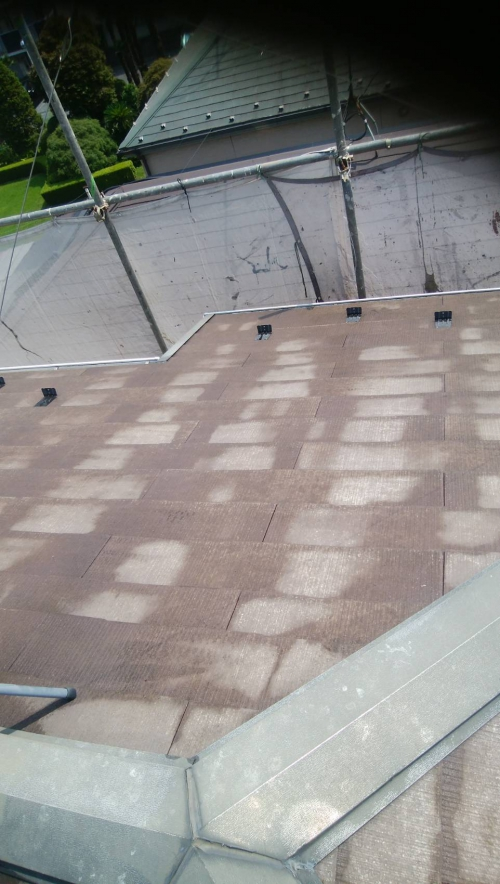 さいたま市屋根洗浄