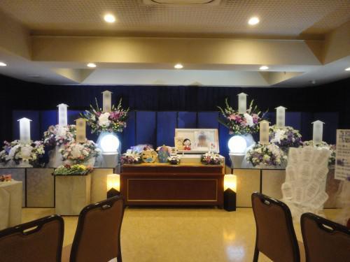 故人様のイメージ通りの『お別れ式』 葬祭館おおみや きずな