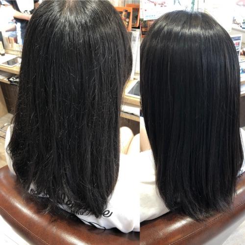 人気の髪質改善?おすすめ調布美容室国領