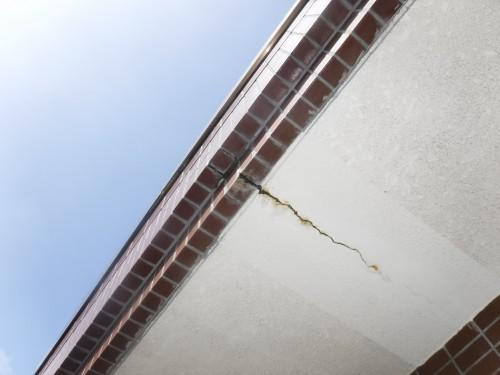 板橋区成増で雨漏り調査を実施しました!