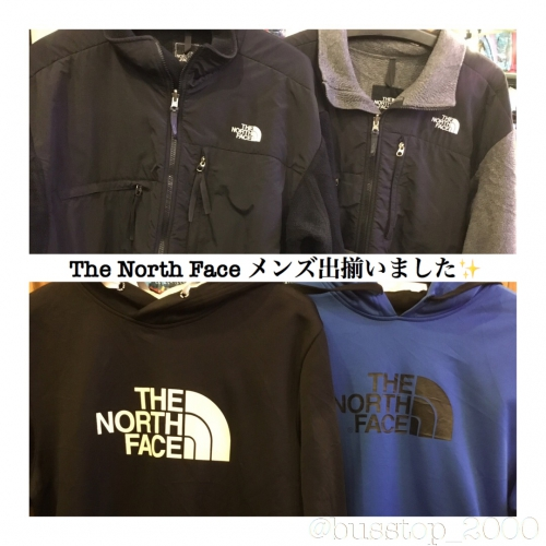 The North Face メンズ出揃いました!
