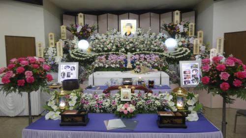 最後のお別れ会 新成寺 まごころC 葬儀 家族葬