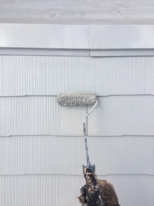 さいたま市屋根上塗り施工
