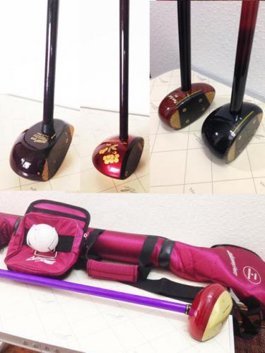パークゴルフの道具、クラブの買取りもお任せ下さい。