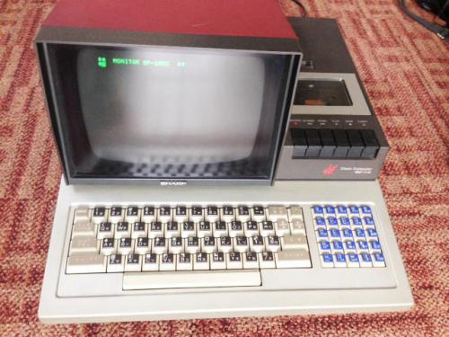 札幌市内のお客様より古いパソコンを買わせて頂きました。