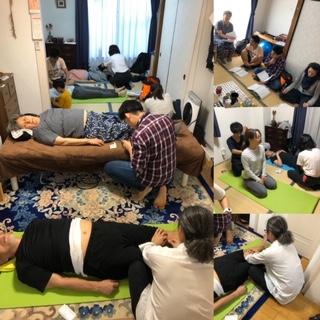 鍼灸素霊会の勉強会に参加させていただいてきました。