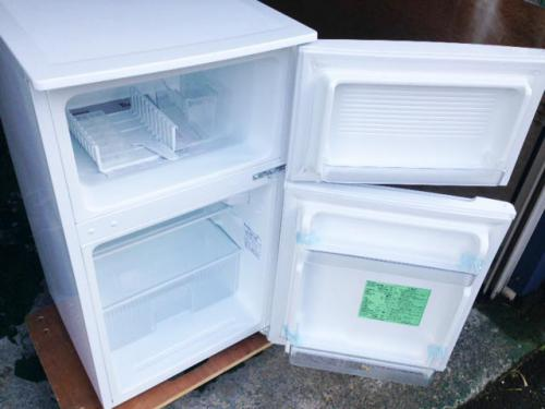 札幌市南区より冷蔵庫の出張買取りのご依頼です。