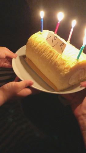 YUYAの誕生日