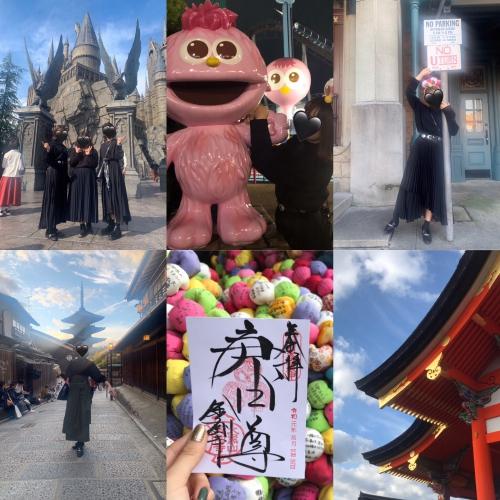 関西旅行✈︎