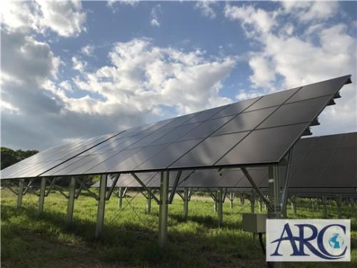 全量売電型産業用太陽光発電はアークにお任せください!