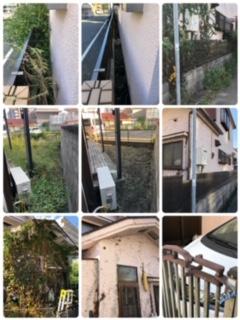 空き家の草刈りツタ除去は八王子市便利屋サンライフ