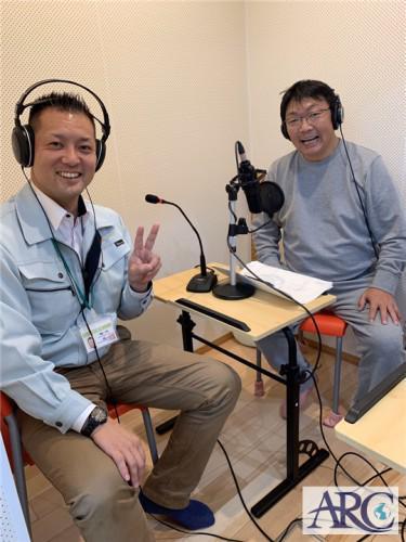 HBCシンセンラジオステーション出演!太陽光について!