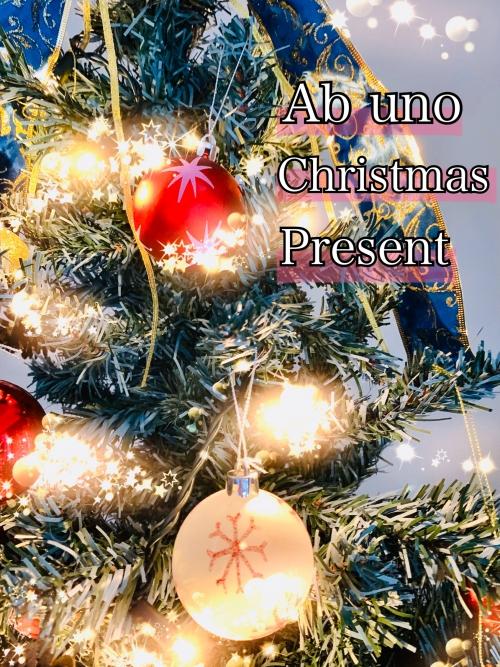 【クリスマスといえばアブウーノ⁉︎】