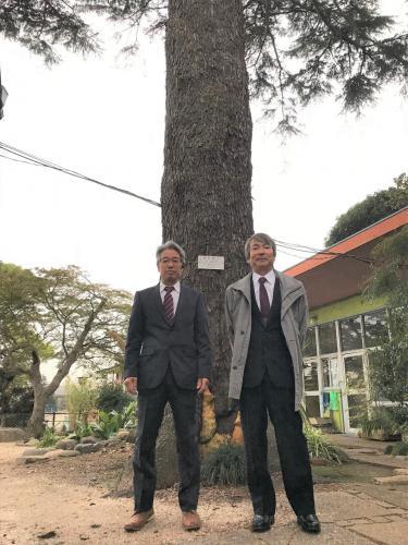 埼玉植物園、レジェンド!
