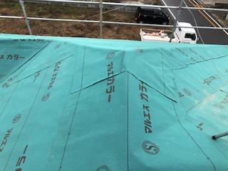 坂戸市で屋根のカバー工法工事を施工しました