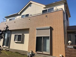 日高市にて屋根・外壁塗装工事が完了しました