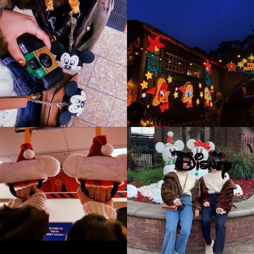 Christmas Disney ❅꙳ః