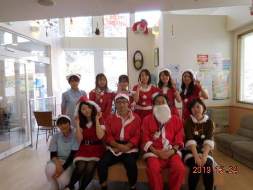 クリスマス診療