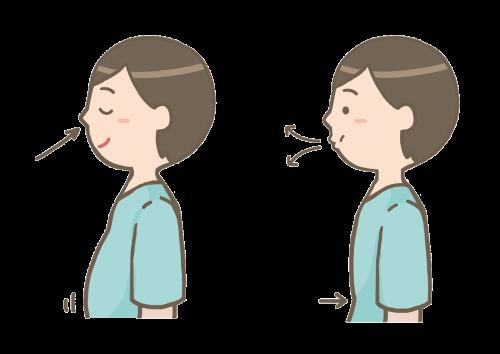 呼吸について(1)