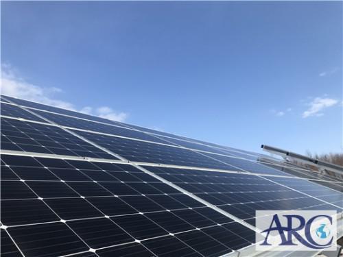 アークの北海道土地付き太陽光発電投資!