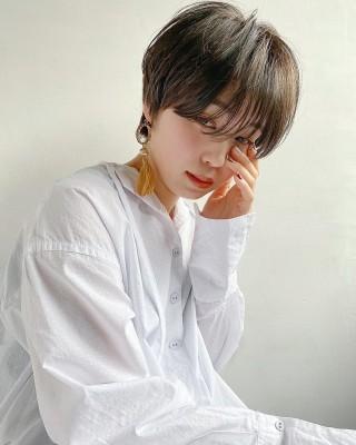 マッシュショート 【 久野 詩津香 】