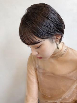 ナチュラルショート 【 ニシムラ カナ 】
