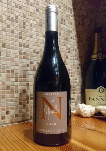 カッスレーとも相性抜群!南仏産赤ワイン「フィトゥ」