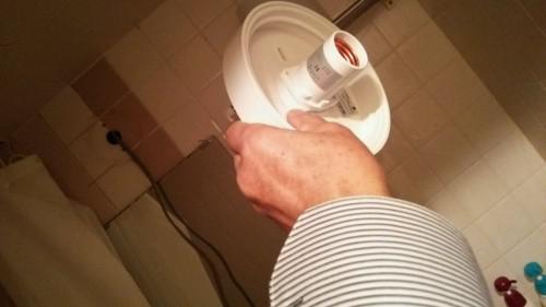 蓮田市トイレスイッチ修理金額詳細、トイレ照明点かず